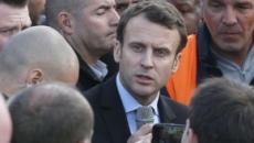 Quand le président Macron va à la rencontre des travailleurs