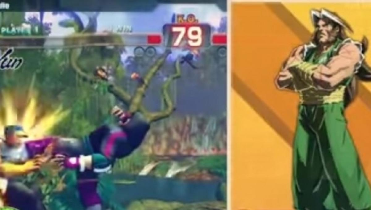 Street Fighter V Zeku New Mode Stages Dlc Leaked Prior To Nycc