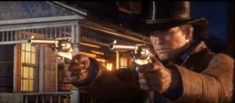 A fresh leak claims that the first game protagonist John Marston will return in 'Red Dead Redemption 2.' (Image Credit: Rockstar Games/YouTube)