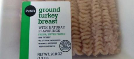 Ground turkey sold at Publix recalled after metal shavings found. (Image Credit: Newschannel9/Youtube)