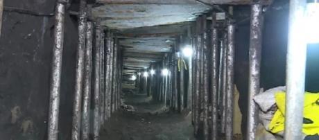 Túnel de 500 metros levaria para cofre do Banco do Brasil