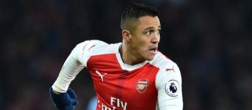 Alexis Sanchez pourrait rejoindre l'armada du PSG cet hiver - eurosport.fr
