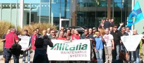 Alitalia Maintenance Systems, l'allarme dei sindacati: «Non c'è ... - cinquequotidiano.it