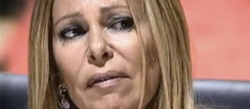 Ana Obregón triste y apenada por la situación