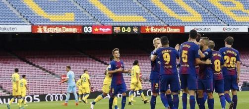 Barcelona 3-0 Las Palmas por la fecha 7 de LaLiga Santander ... - peru.com