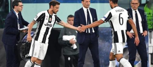 Claudio Marchisio e Sami Khedira scalpitano per tornare in campo - ilbianconero.com