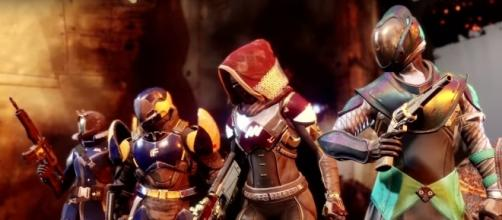 'Destiny 2' Public event bug (destinygame/YouTube)