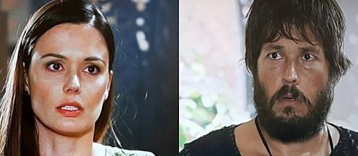 Em ''O Rico e Lázaro'', Absalom revela a Dana que sabe o que aconteceu com ela