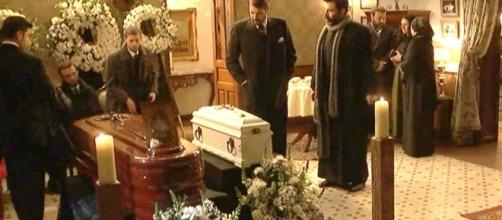 Il Segreto anticipazioni 9-14 ottobre: la morte di Candela, la partenza di Rosario
