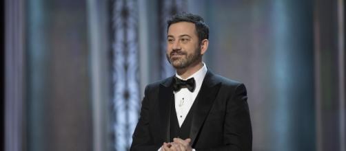 Jimmy Kimmel turns emotional after Las Vegas shooting. (Image Credit: Disney; ABC Television Group/Flickr)