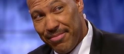 LaVar Ball has had verbal tussles with several current and former players -- UNDISPUTED via YouTube