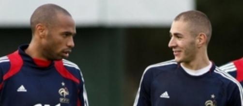 Le cas Benzema - Deschamps vu par Thierry Henry !