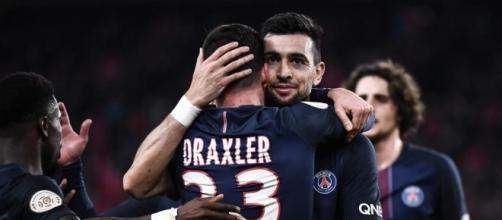 Le Paris Saint Germain va vendre ces deux footballeurs ?