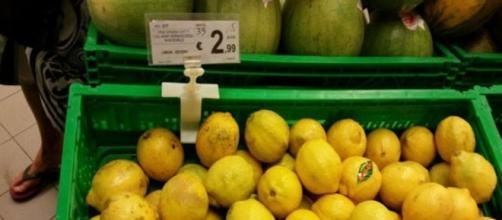 Limoni: attenzione alla provenienza.