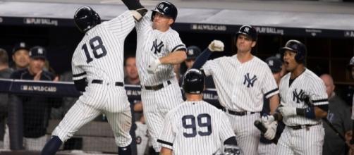 Los Yankees remontaron un 3-0 en contra para ir a la Serie Divisional. nytimes.com.