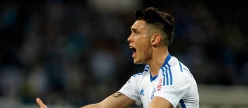 Lucas Ocampos s'impose sur le côté gauche de l'attaque de l'OM - football.fr