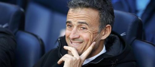 Luis Enrique, ex tecnico del Barcellona - gazzetta.it