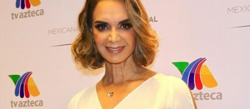 Lupita Jhones Directora De Mexicana Universal en Tv Azteca