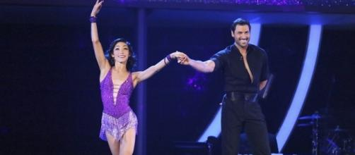 Maks Chmerkovskiy's absence from 'DWTS' sparks conflict rumors with Vanessa Lachey. (Image Credit: Disney, ABC Television Group/Flickr)