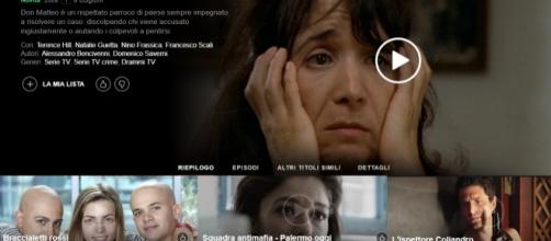 Netflix Italia ottobre 2017, Don Matteo e Braccialetti Rossi