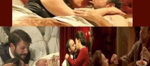 Passione tra Francisca e Raimundo