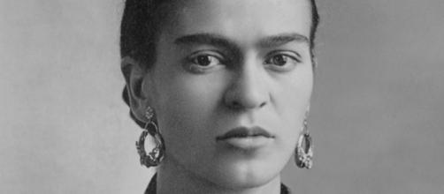 Photo of Kahlo by her father, Guillermo, 1932. [Image: Guillermo Kahlo via Wikimedia Commons]