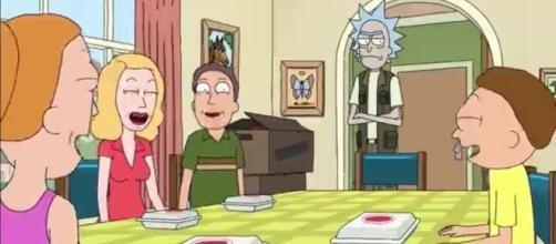 'Rick and Morty': McDonald's to bring back Rick's favorite dipping sauce--Image credit: Emergency Awesome/youtube screenshot