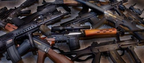 Semi-automatic weapons -- zomgitsbrian/Flickr