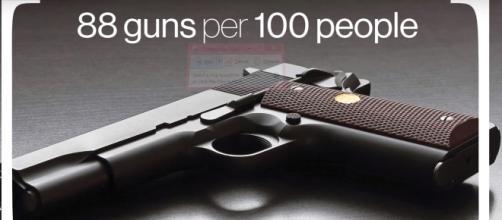 significance of gun control [Image via Nowthisworld/YouTube screencap]