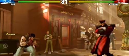 Street Fighter V / 5 Daigo (Ryu) vs Justin wong (Bison) E3 2015. (Image Credit: MythicalShoto/YouTube)