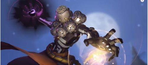 What should 'Overwatch' fans expect on the upcoming Halloween event? - [ohnickel / YouTube screencap]
