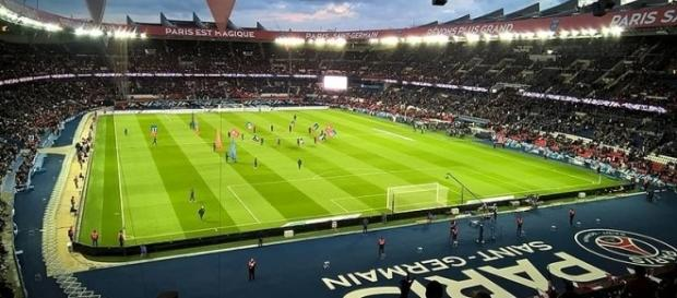 A homemade bomb was discovered close to the Paris Saint-Germain football stadium [Image: Wikimedia by Paul Maxwell/CC BY-SA 4.0]
