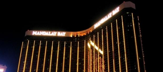 Images of Stephen Paddock's room at the Mandalay Bay have been released [Image: Flickr by Ken Lund/CC BY-SA 2.0]
