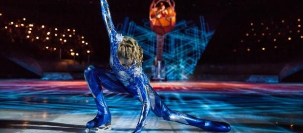 Intimissimi on ice - Opera pop da Verona stasera su Canale 5 ... - digital-news.it