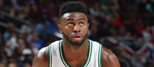 Jaylen Brown talks about the Isaiah Thomas trade. (Image Credit - 1677091 Productions/YouTube ScreenShot)