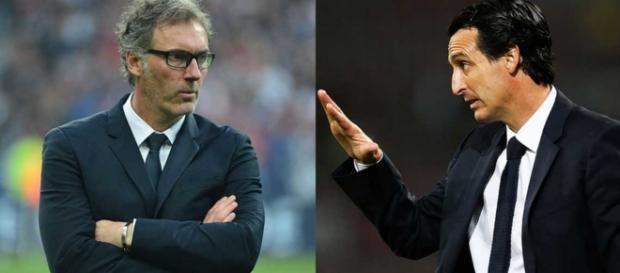 Laurent Blanc VS Unai Emerry...qui est le meilleur ?