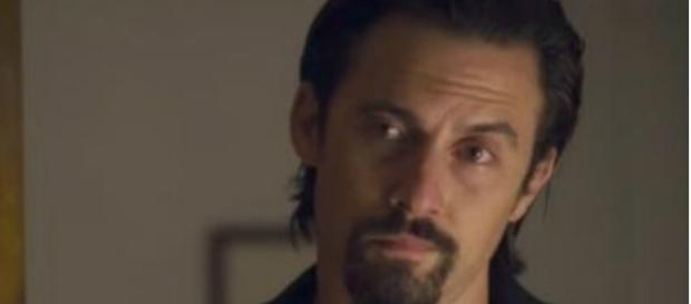 """Milo Ventimiglia plays Jack Pearson on """"This is Us"""" [Image Credit: """"This is Us"""" NBC/YouTube]"""