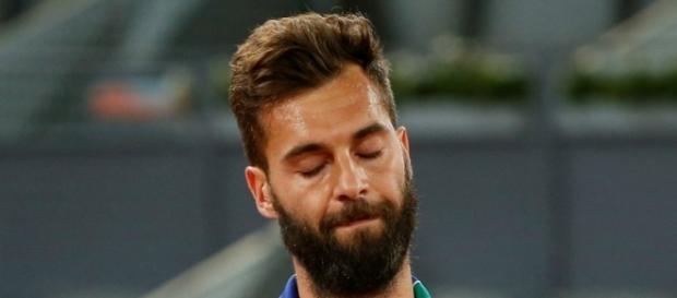 Tennis-ATP-Rome: Quand Paire passe ses nerfs sur ses raquettes ... - sports.fr