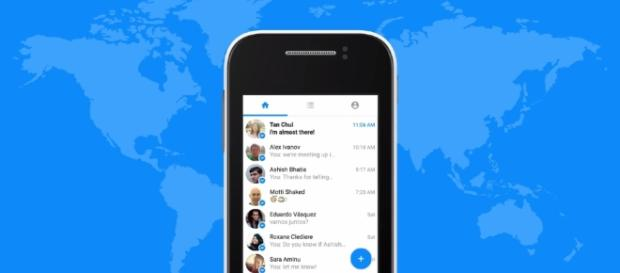 The low-data Facebook Messenger Lite is now in the US. (Image credit: Sarbast Najmadin/YouTube)