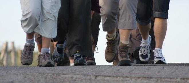 Genova, giornata nazionale del camminare