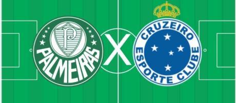 Ao vivo: Palmeiras x Cruzeiro pelo Brasileirão