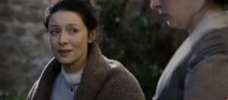 'Outlander' Season 3 Episode 8 Spoilers: Laoghaire returns to torment Claire? -- [Image Credit: Starz/YouTube]