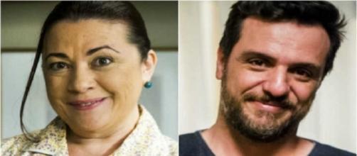 """A mulher de Rodrigo Lombardi foi comparada com atriz de """"A Força do Querer"""""""