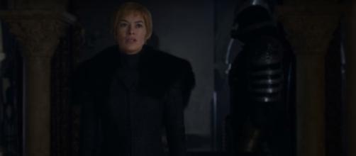 Cersei Lannister in 'Game of Thrones' Season 7 / Image via Davos Seaworth, YouTube screencap