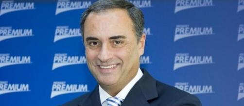 Champions in tv: Sandro Piccinini - La Stampa - lastampa.it