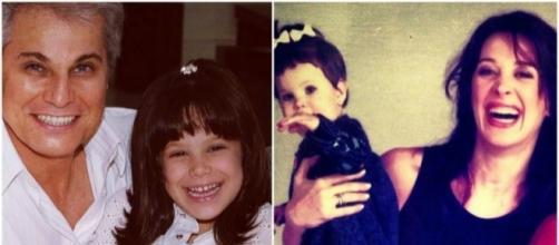 Essa menininha, filha de Claudia Raia e Edson Celulari, cresceu e está linda!