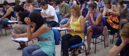 Exame do Enem abre portas para programas de financiamento do Governo Federal - Imagem: G1