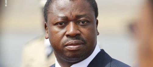 Faure Gnassingbé prie pour les disparus - République Togolaise - republicoftogo.com