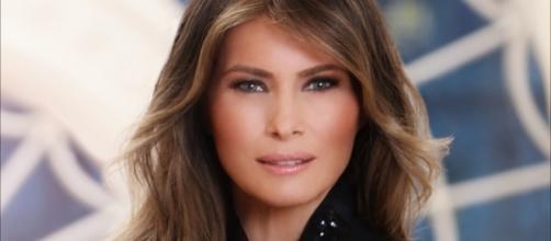 First Lady Melania Trump [Photo via WhiteHouse.gov]