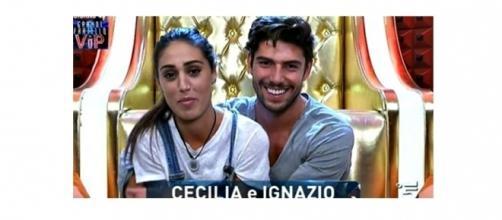 Gossip Grande Fratello VIP: Ignazio è innamorato di Cecilia? La confessione.